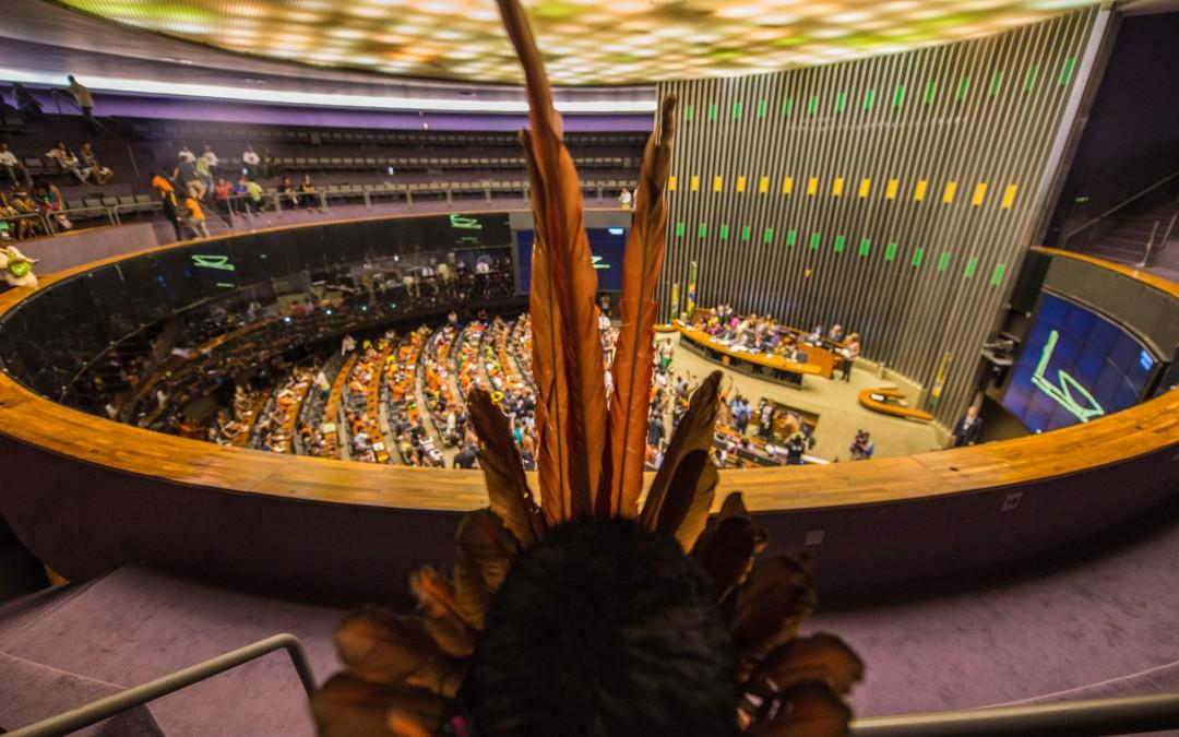 Carta a los pueblos indígenas de Brasil: Por un parlamento cada vez más indígena