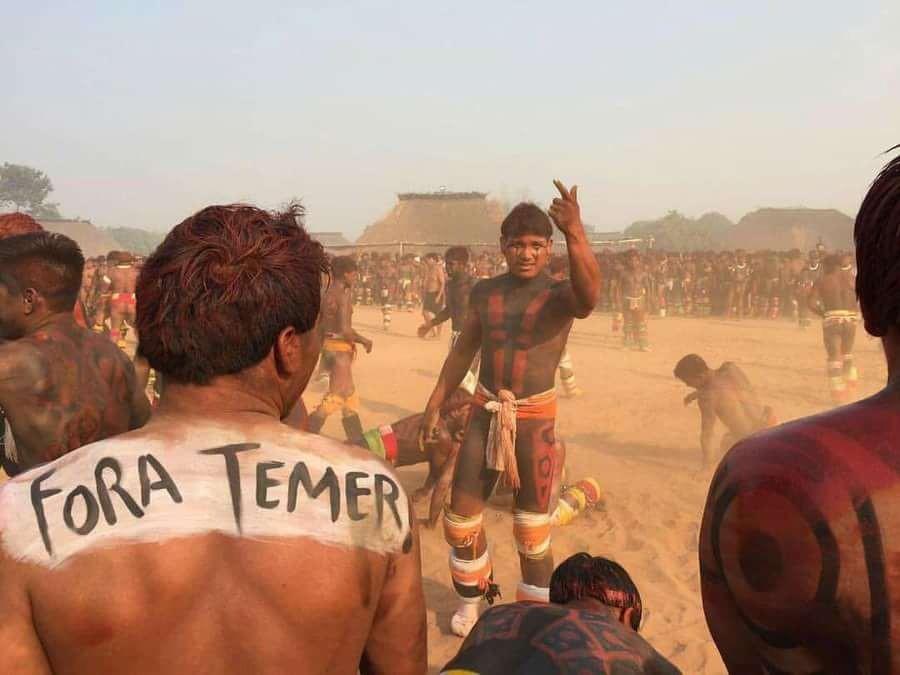 Nota de Repúdio contra a Portaria Nº 68 que muda os procedimentos de demarcação das terras indígenas