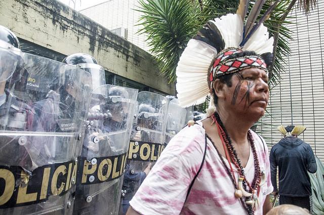 Em nota coletiva, organizações repudiam portaria que altera demarcações de terras indígenas