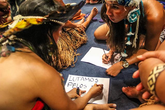 Governo Temer insiste em decretar o fim da demarcação das terras indígenas
