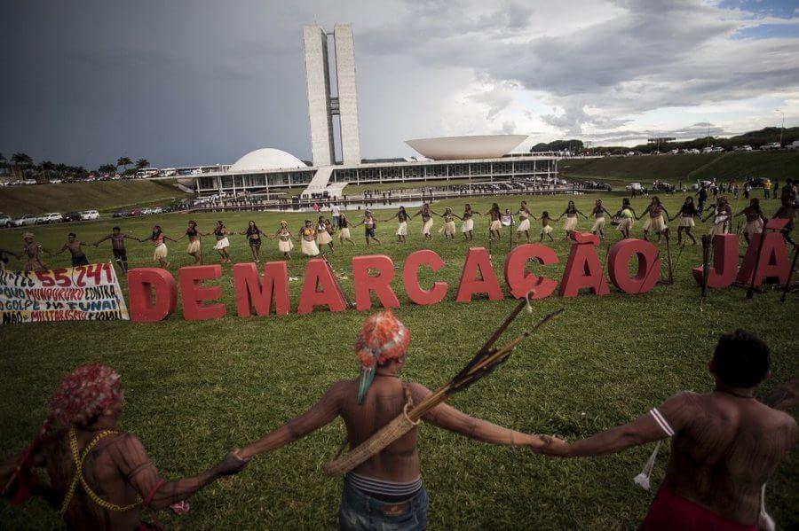 MPF pede anulação de parecer da AGU sobre demarcação de terras indígenas