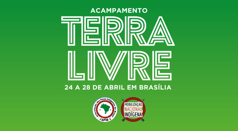 CONVOCATÓRIA ACAMPAMENTO TERRA LIVRE 2017
