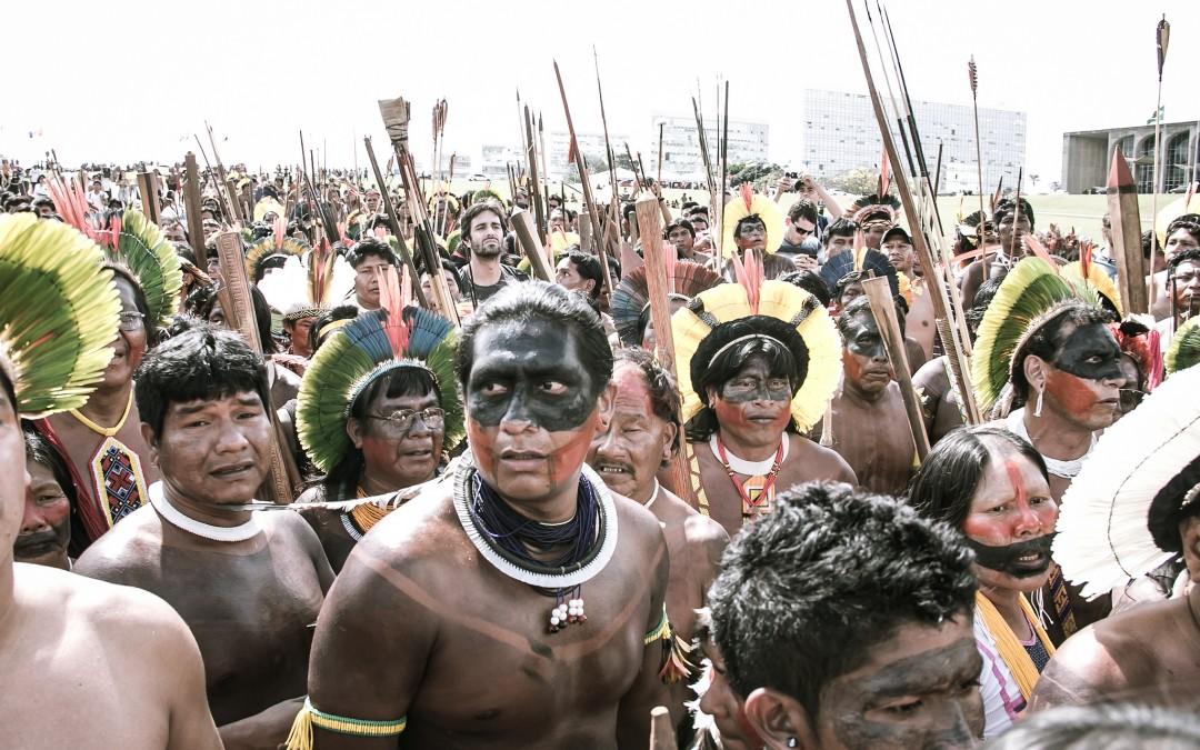 Nota de Repúdio da INA – Indigenistas Associados sobre a Tese do Marco Temporal