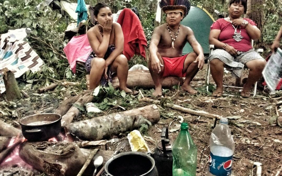 280 mil Guarani vivem em quatro países, diz pesquisa que será apresentada hoje no ATL