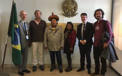 Representantes indígenas alertam países na ONU sobre retrocessos brasileiros