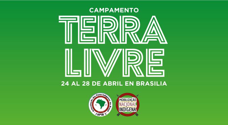 CAMPAMENTO TIERRA LIBRE 2017 – CONVOCATORIA