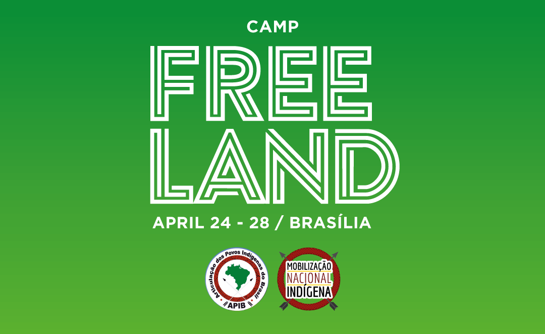 FREE LAND CAMP 2017 CALL