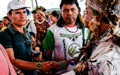 Saúde Indígena na Pauta do Acampamento Terra Livre