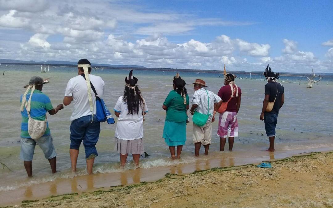 Justiça Federal determina despejo de comunidade Pankararu, em Pernambuco