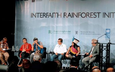 Declaração de Oslo dos participantes do Interfaith Rainforest Initiative