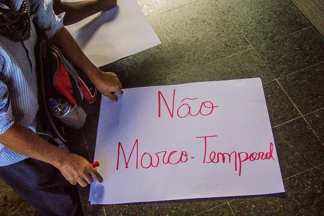 """FIAN Brasil e APIB lançam campanha """"Seu Direito É Nossa Pauta"""""""