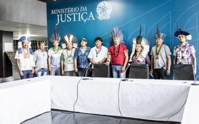 Últimos dias da agenda do Conselho Terena em Brasília: Precisamos de nossa terra para garantir nossa sustentabilidade, não mercantilizar nossas comunidades