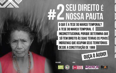 Como o Marco Temporal afetou os Guarani Kaiowá