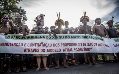 Repúdio contra indicações político partidárias no comando das DISEI no Brasil