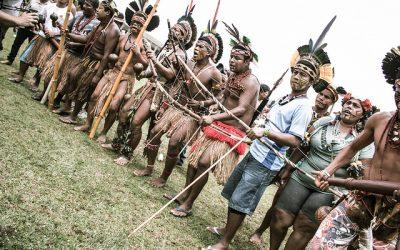 Nota de solidariedade aos povos indígenas do Maranhão e Demais povos mobilizados na Defesa de Seus Territórios