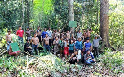Ribeirinhos ameaçados de morte na região do médio e alto Tapajós