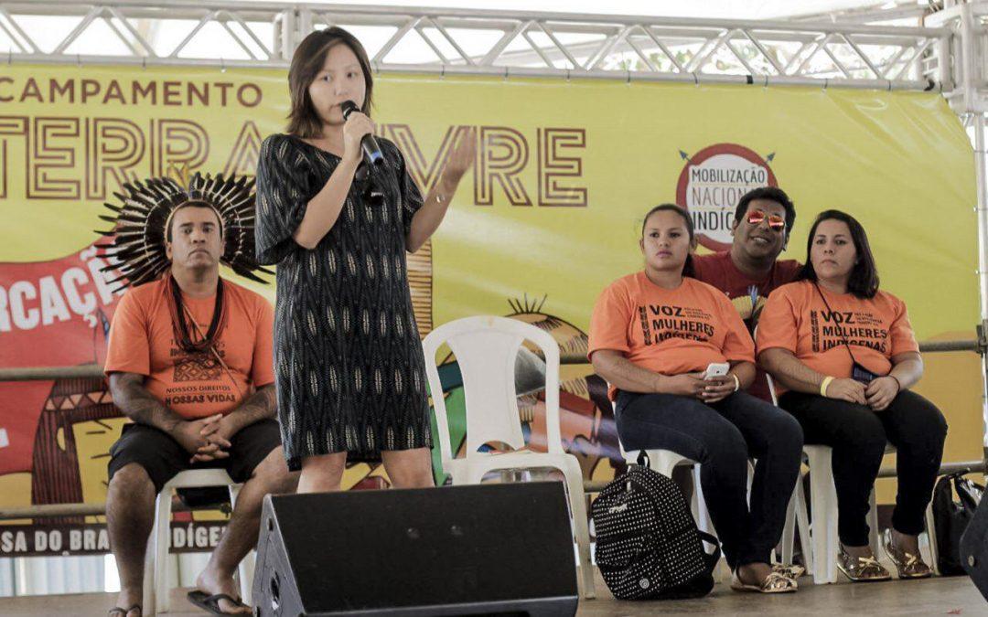 Nota pública: Solidariedade à defensora de direitos dos povos indígenas Erika Yamada e repúdio aos atos da FUNAI e Ministério da Justiça