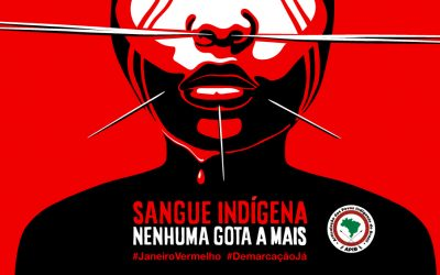 Sangue indígena: nenhuma gota a mais