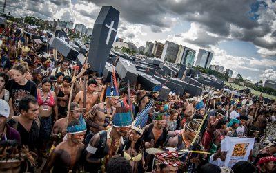 Atos indígenas por todo Brasil vão marcar o dia 31 de janeiro
