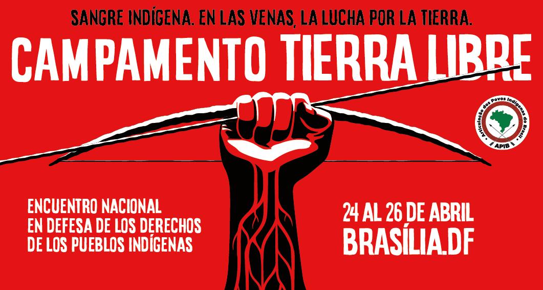 Indígenas de todo Brasil se reunirán en Brasilia para denunciar ataques y reafirmar resistencia