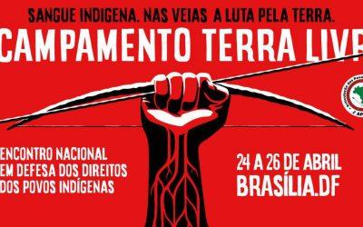 Indígenas de todo Brasil se reunirão em Brasília  para denunciar ataques e reafirmar resistências