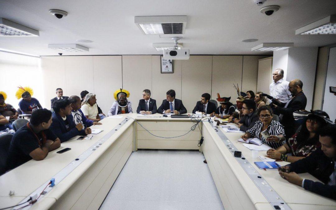 Em reunião com Ministro da Saúde, APIB consegue reverter desmonte da SESAI