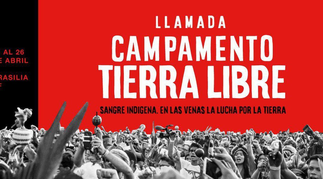 Llamada Campamento Tierra Libre 2019