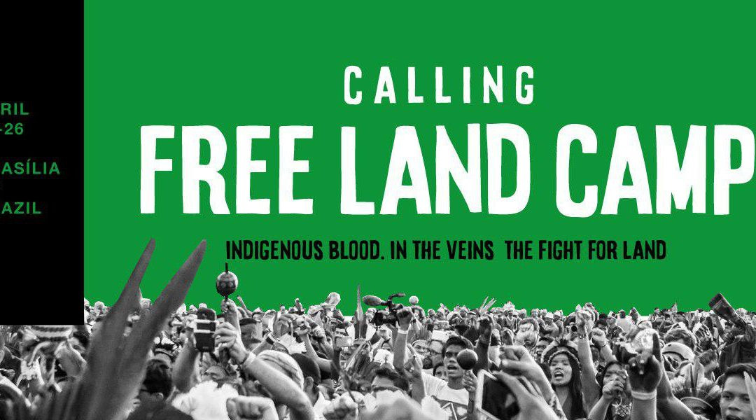 Calling For Free Land Camp 2019