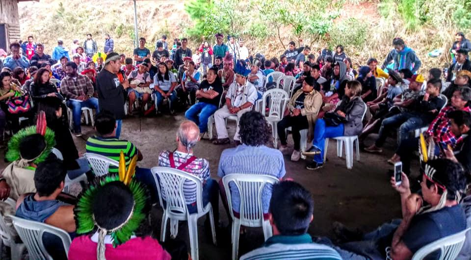 Carta da 8ª Assembleia da Comissão Guarani Yvyrupa
