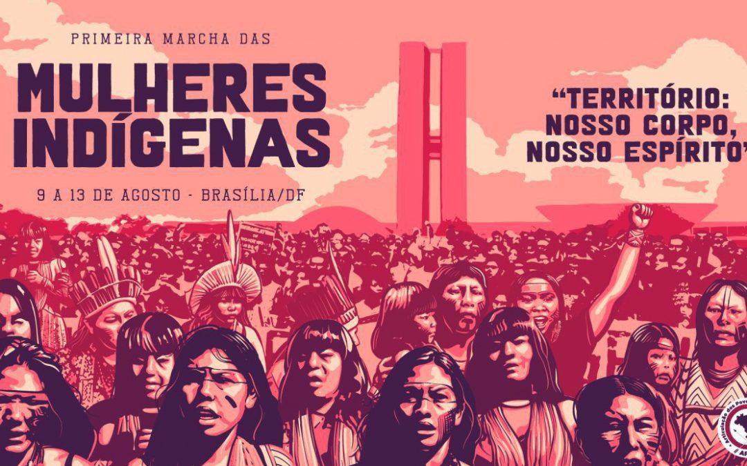 La première Marche des Femmes Indigènes réunira 2000 personnes à Brasilia