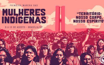 Marcha de las mujeres indígenas reunirá 2 mil en Brasília