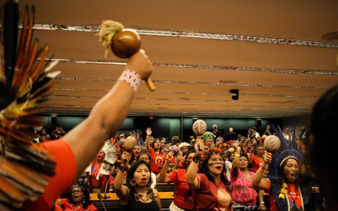 Para mulheres indígenas, empoderamento é lutar por seus territórios