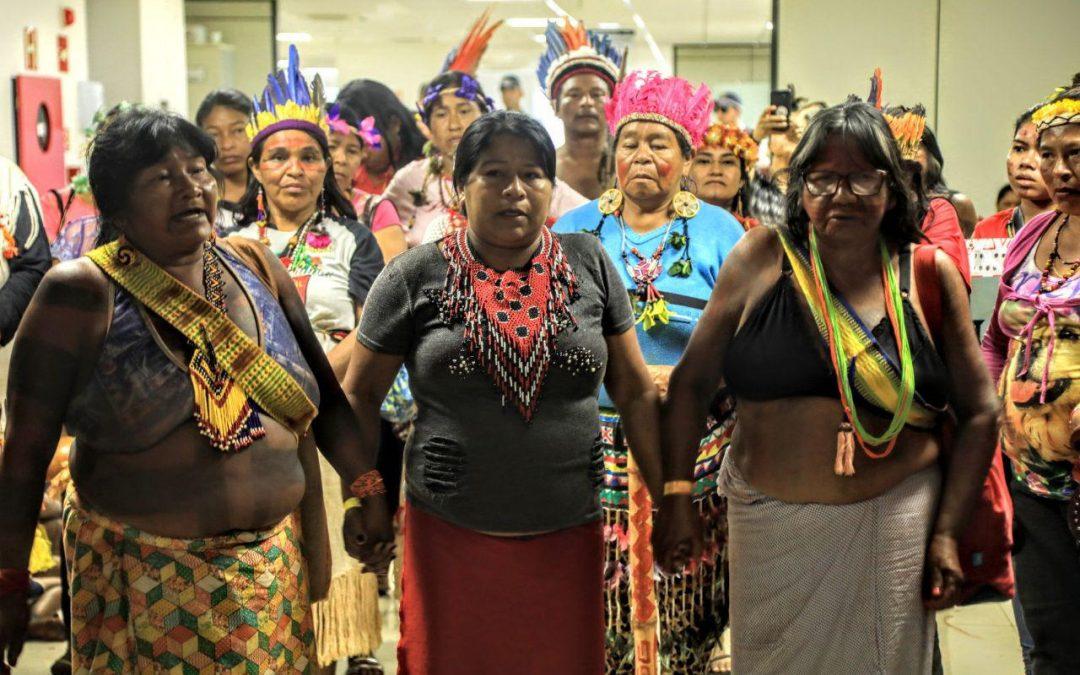 Manifesto da Marcha das Mulheres Indígenas: em defesa do direito ao atendimento diferenciado à saúde