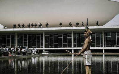 Nota de Repúdio das organizações de Rondônia contra projeto de exploração mineral em Terras Indígenas