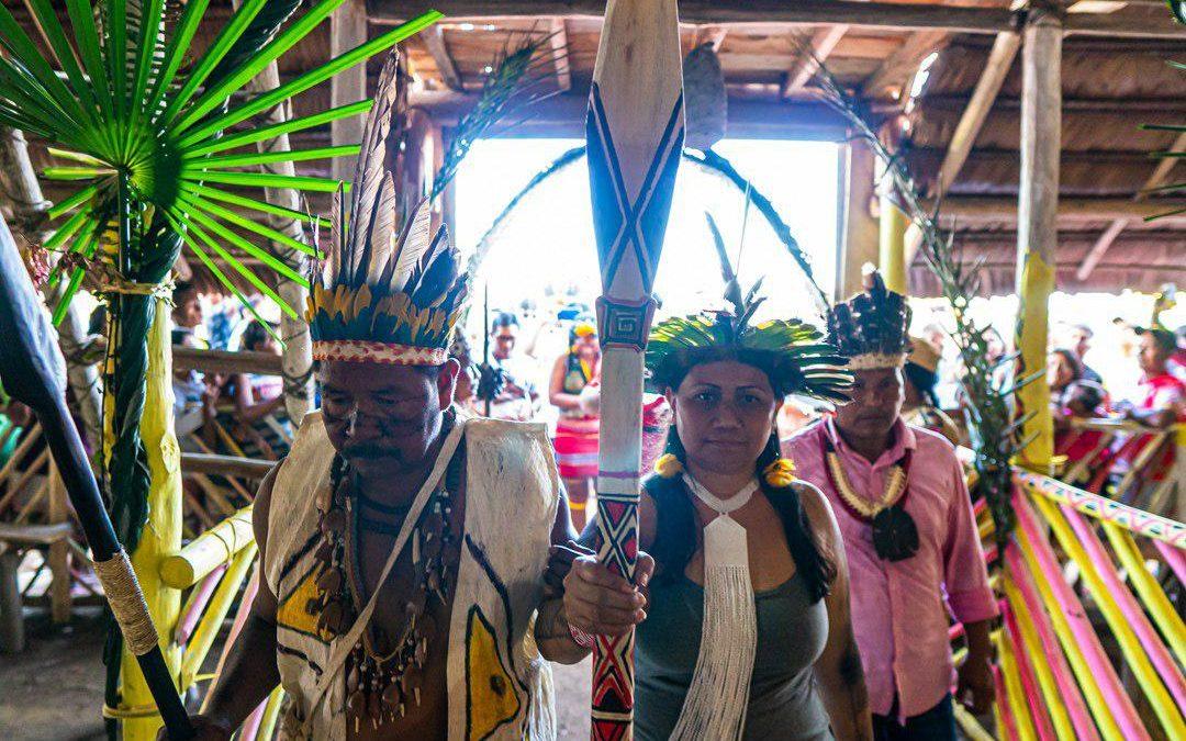 Carta de repúdio dos Povos Indígenas da XII Assembleia Ordinária da COIAB