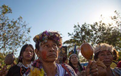 Carta pública do povo Guarani: em luta contra o fim do mundo