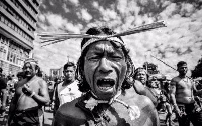 Nota pública de repúdio contra o propósito do governo Bolsonaro de regulamentar o garimpo e mineração em terras indígenas