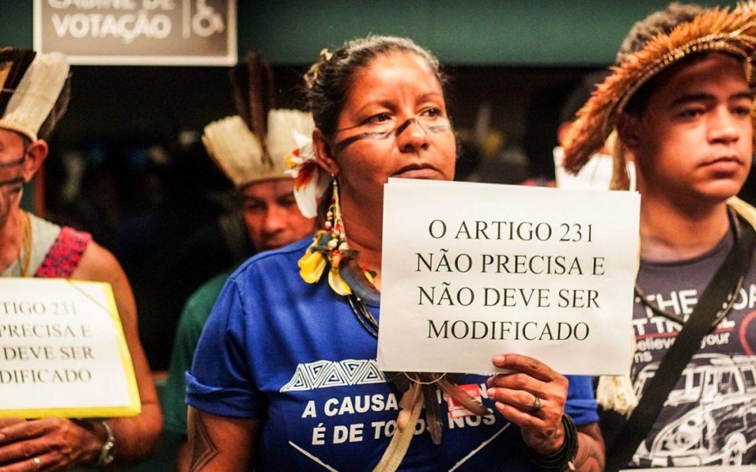 Carta de repúdio ao decreto governamental nº 343 de criação do grupo de trabalho para regulamentação da consulta prévia, livre e informada a povos e comunidades tradicionais do estado do Pará