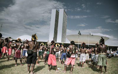 Carta aberta do povo Mebéngókre-Kayapó: não queremos mineração nem garimpo em nossas terras!!