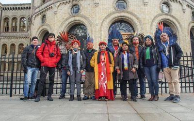 Nota sobre a Jornada Sangue Indígena: Nenhuma Gota Mais