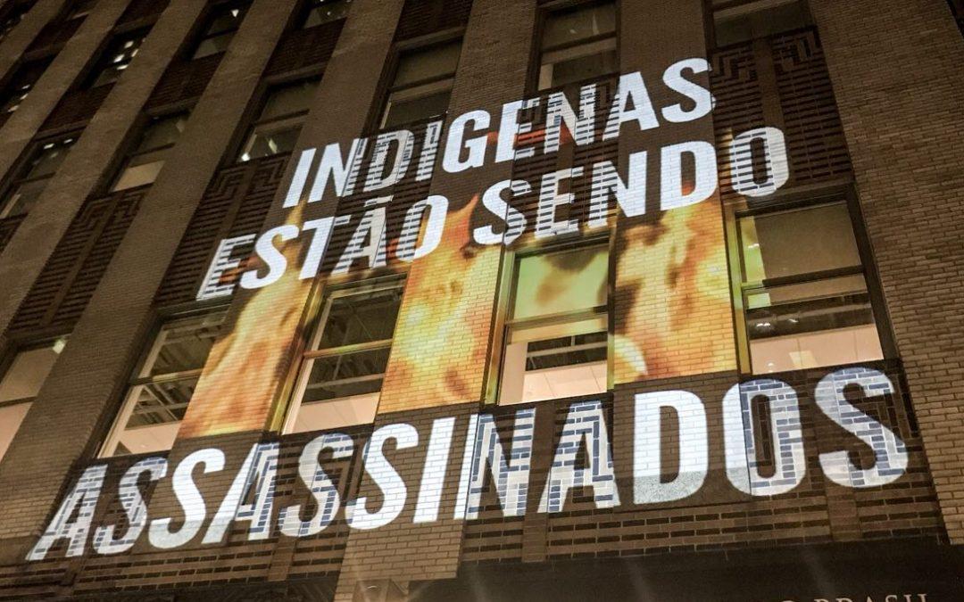 APIB note about indigenous leadership murders in Maranhão