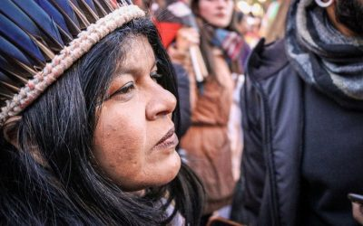 Sonia Guajajara's note of regret and outrage over two murders of the Guajajara People