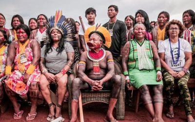 Manifeste de Piaraçu – Sommet de leaders amazoniens uni.es contre Bolsonaro