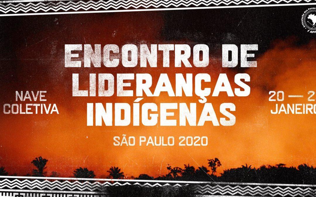 Meeting of Indigenous leaders
