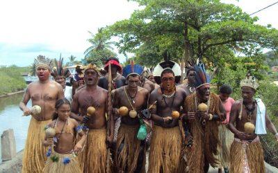 Carta de denúncia do povo indígena Tupinambá de Olivença contra Sérgio Moro, que violou até o judiciário
