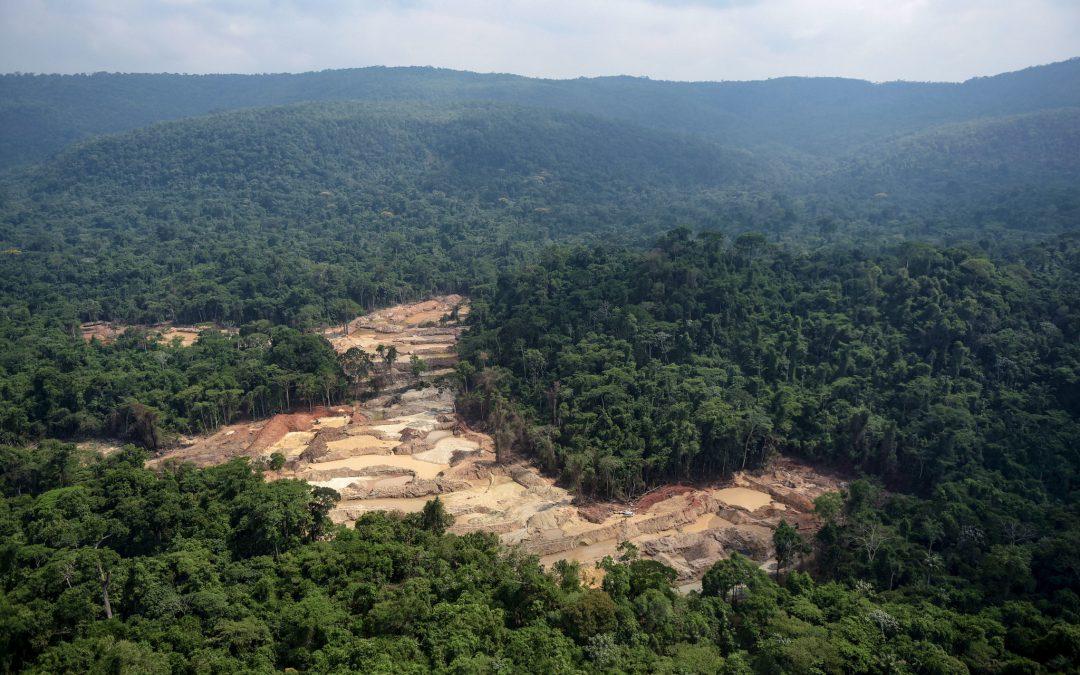 COIAB repudia PL que permite a exploração mineral, energética e do agronegócio nas terras indígenas