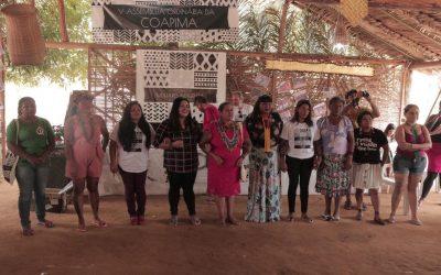 Carta da Assembleia de articulação das mulheres indígenas do Maranhão – AMIMA