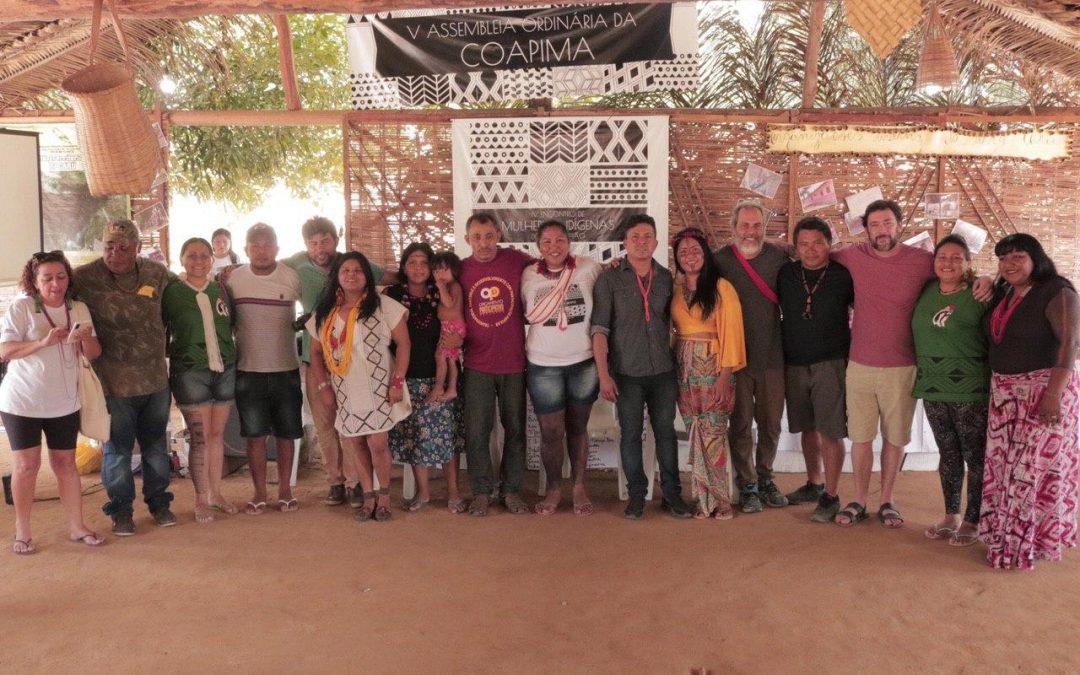 Carta da VI assembleia da coordenação das organizações e articulações dos povos indígenas do Maranhão – COAPIMA
