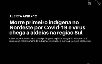 #12:  Morre primeiro indígena no Nordeste por Covid-19 e vírus chega a aldeias na região Sul