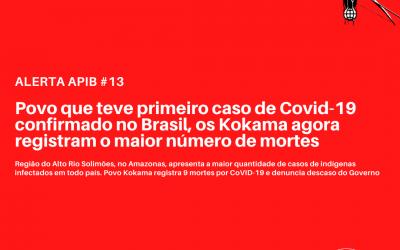 #13 Povo que teve primeiro caso de Covid-19 confirmado no Brasil, os Kokama agora registram o maior número de mortes